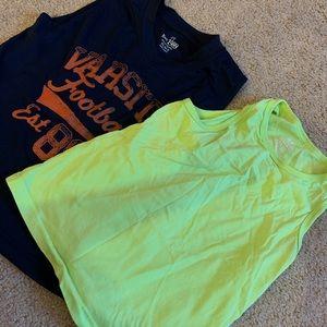 2T summer shirts